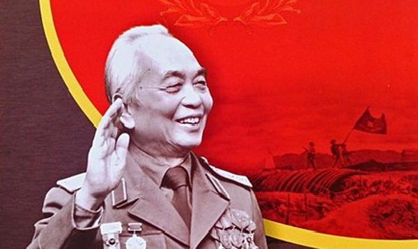 Đại tướng Võ Nguyên Giáp, Đại tướng của nhân dân, Người sẽ sống mãi trong mỗi trái tim người Việt Nam