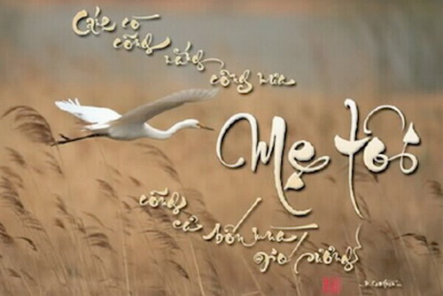 Nỗi buồn mẹ tôi - sáng tác nổi tiếng của nhạc sĩ Minh Vy