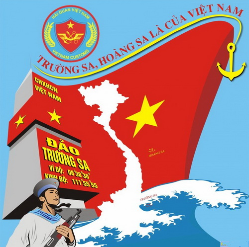 Hướng về biển đông: Nơi đảo xa - Trọng Tấn, Tiến Thành, Tùng Dương, hợp ca 1000 người hát