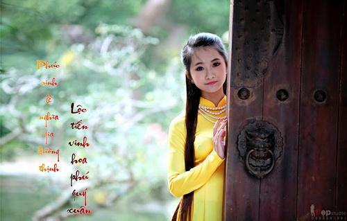 Cánh thiệp đầu xuân - khúc nhạc xuân nổi tiếng với tiếng hát Cẩm Ly, Thanh Thúy, Như Quỳnh, Kim Anh